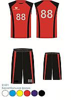 Баскетбольная форма D601