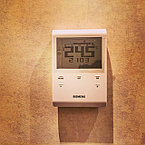 Недельный термостат Siemens RDE 100.1
