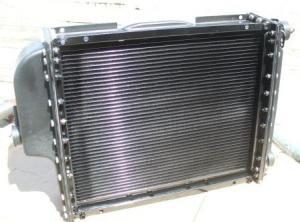 Бак радиатора комб., Т-150 нижний (150-13010102-4)