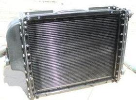 Бак радиатора МТЗ нижний пласт. (90П-1301075)