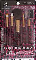 Набор для макияжа Makeup brush, кисти для макияжа розовые