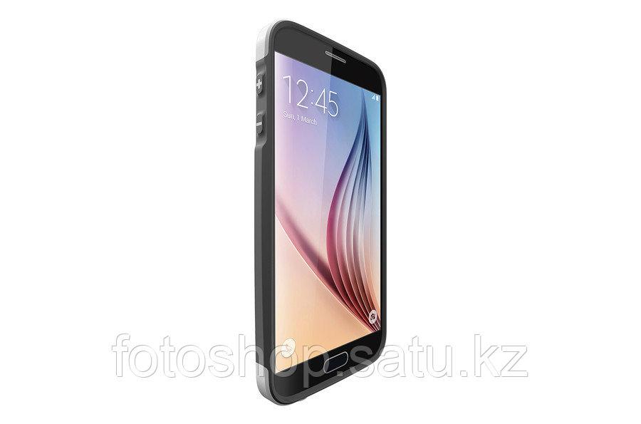 Чехол для Galaxy S6 TAGE-3164 WHITE/DARK SHADOW - фото 3
