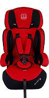 Автокресло Motion Red (с 9 мес. до 12 лет), BabyGo, Германия