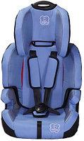 Автокресло GoSafe Blue (с 9 мес. до 12 лет), BabyGo, Германия