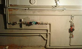 Монтаж теплоаккумуляторной системы в коттедже 300 кв.м., г. Астана 2