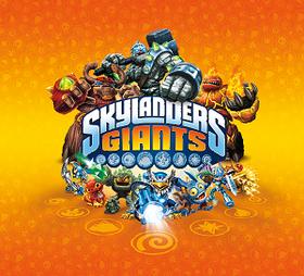 Skylanders Giants (Скайлендеры Гиганты)