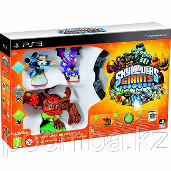 Стартовый набор Skylanders Giants (Скайлендеры Гиганты) Starter Pack для PlayStation 3 [PS3]