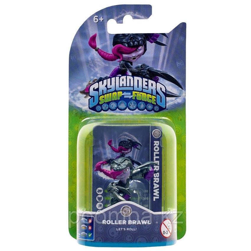 SKYLANDERS  SWAP FORCE Single toy core: ROLLER BRAWL
