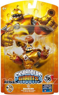 SKYLANDERS  Giant Singl Toys Core: BOUNCER