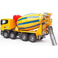 Бетономешалка Scania