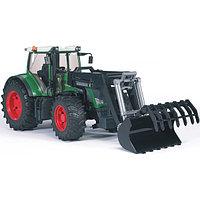 Трактор Fendt 936 Vario с погрузчиком