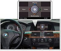 Штатное головное устройство BMW 5 DVN-E60 «Dynavin», фото 1