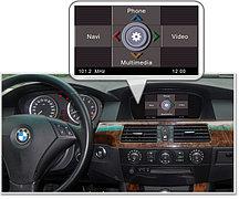 Штатное головное устройство BMW 5 DVN-E60 «Dynavin»