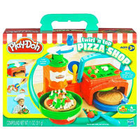 "Набор пластилина ""Приготовь свою пиццу"" Play-Doh, фото 1"