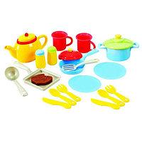 Игровой набор «Моя первая кухня 19 предметов», Playgo, фото 1