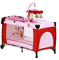 Манеж-кровать Sleeper Deluxe, BabyGo, Германия, фото 1