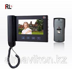 RL-09C   цветной видео домофон