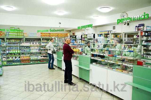 Оформление аптеки 27