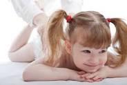 Массаж лечебный детский