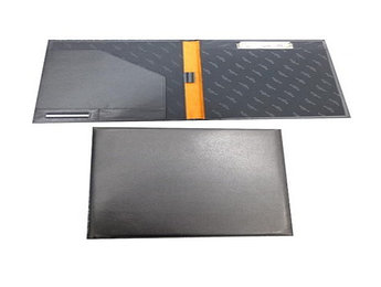Папка-планшет из кожзама от Balmain