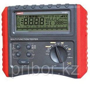 UT591 прибор для проверки параметров электробезопасности. Внесён в реестр РК