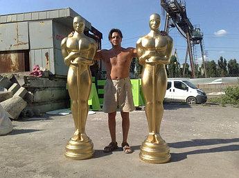 Муляжи джумби (посм posm материалы) фигурка Оскар