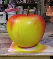 Муляжи джумби (посм posm материалы) яблоко