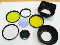 Бленды,фильтры,крышки для оптики Canon,Nikon