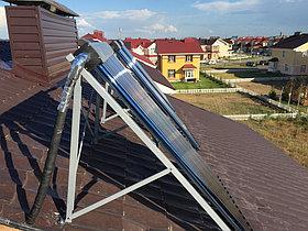 Солнечная водонагревательная система HP50 на ГВС и поддержку отопления, Family Village, г. Астана 4