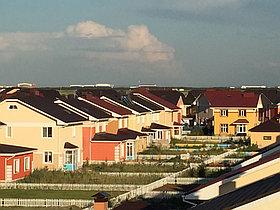 Солнечная водонагревательная система HP50 на ГВС и поддержку отопления, Family Village, г. Астана 8