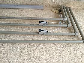 Установка накладных термостатов
