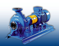 Консольный насос 1К 80-50-200 с эл. двиг  15*3000 об/мин