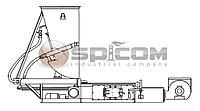 Топка механическая ТШПм-1,5