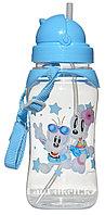 Детская бутылочка 450 мл (голубая)