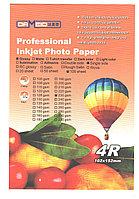 Фотобумага A6 для прин. 230 гр. 4R RC Dameid 100л.(102*152mm) satin
