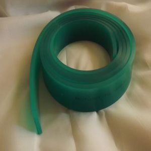 Резина ракельная для шелкографии (ракельное полотно)