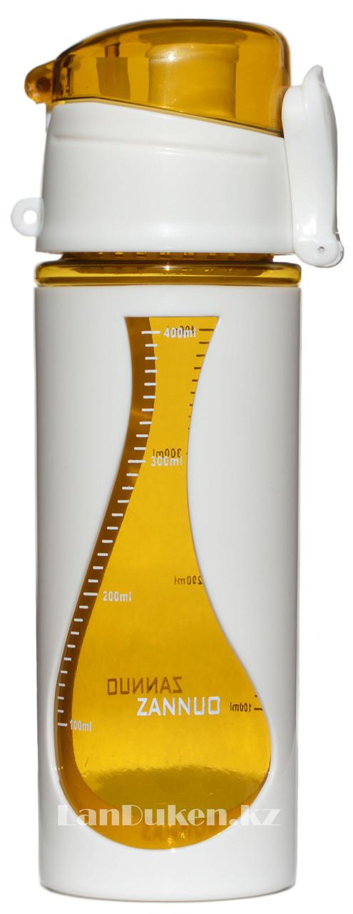 Бутылочка для воды ZANNUO 400 мл, емкость для воды - фото 2