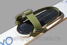 Комплект креплений брезент (амортизатор, носковой и пяточный ремень)