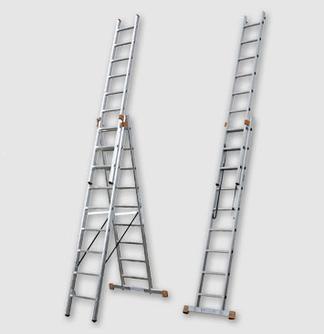 Стремянки, лестницы, леса
