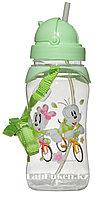 Детская бутылочка 450 мл (зеленая)