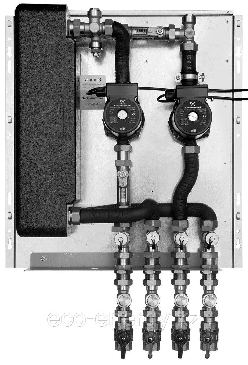 Meibes XL, grundfos solar PM2 15-105