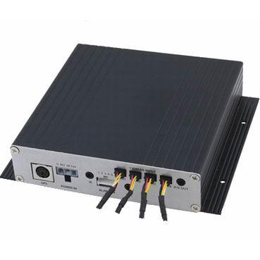 4-х канальный автомобильный видеорегистратор  С МОДУЛЕМ GPS - Intro SDR-G40