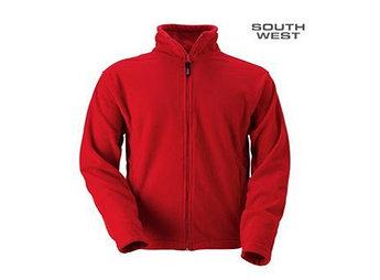 """Толстовка Fleece Jacket Красный """"S"""""""