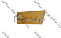 8E-9379 8E9379 Нож ковша левый CAT D4H; D5H; D6N; 4S; 5P;