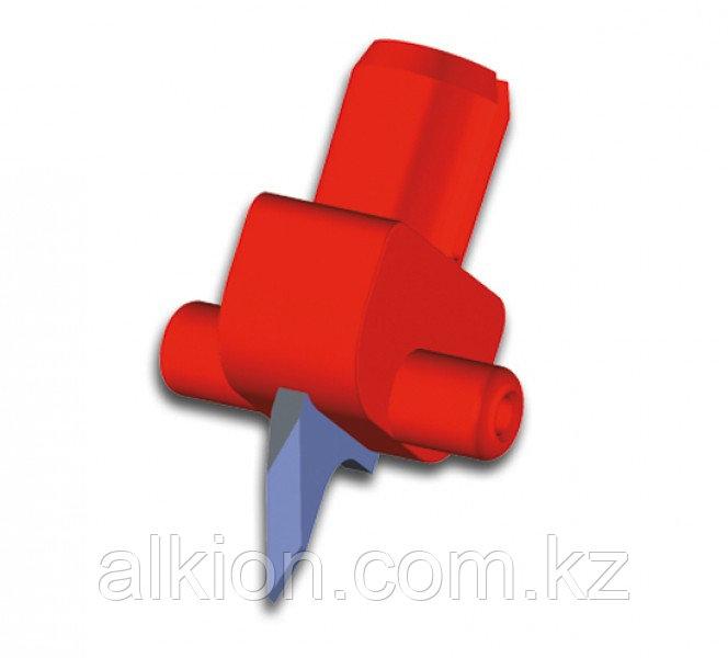 Пластмассовый держатель Silberschnitt® Bohle для резки пленки (оракала). Для стола резки стекла.