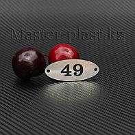 Номерки из ромарка.(Форма №49). , фото 1