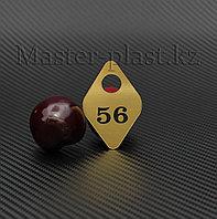 Номерки из ромарка.(Форма №56). , фото 1