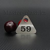 Номерки из ромарка.(Форма №59). , фото 1