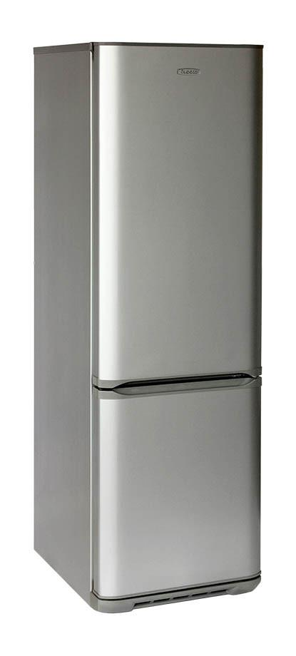 Холодильник двухкамерный Бирюса М132 (1800*600*625 мм) металлик