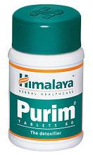 Пурим, Гималаи (Purim Himalaya) от кожных проблем, 60 табл., угри, дерматит, герпес, фурункулы, очищение кожи